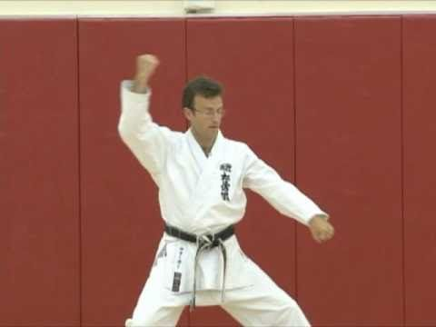Intermediate Karate Blocks Part 3 Karate Shotokan Karate Shotokan