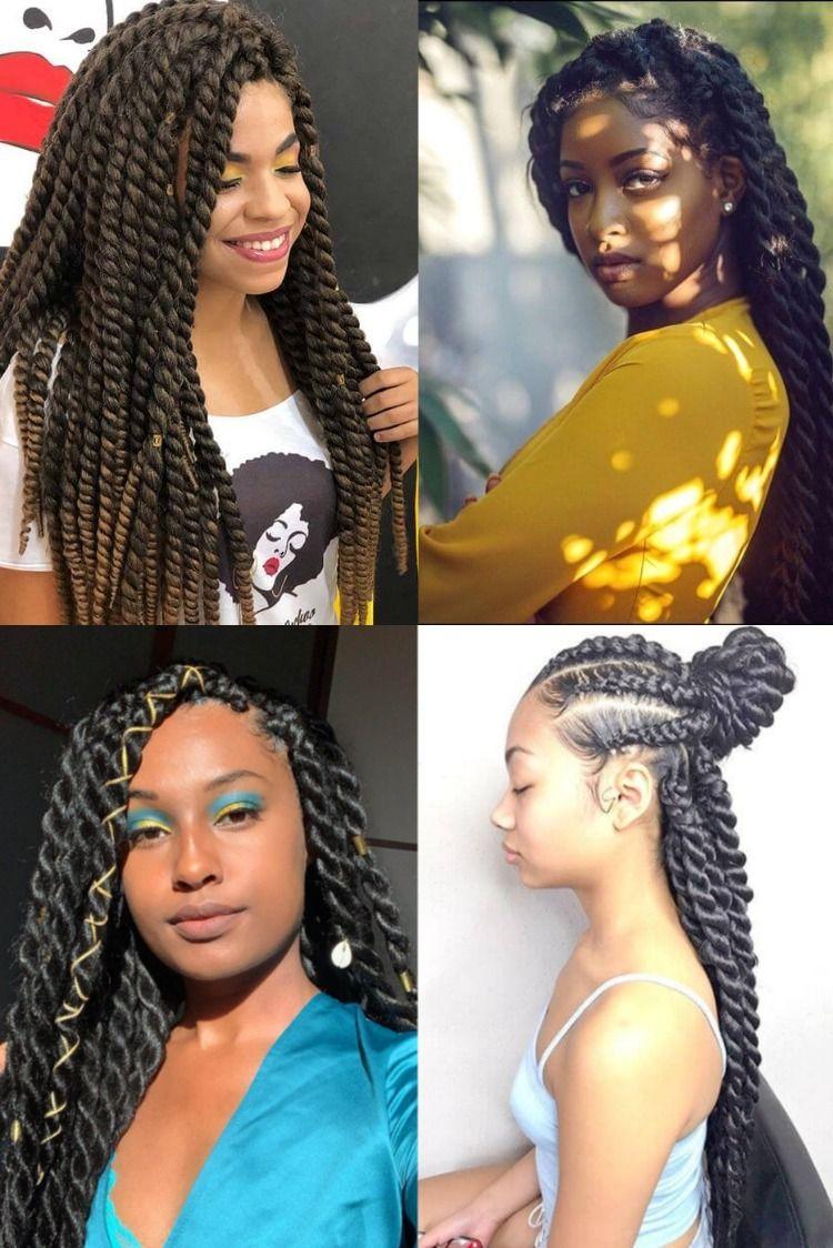 49+ Twist braids 2020 trends