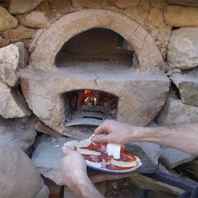 Wonderful Fiche Bricolage : Comment Fabriquer Un Four à Pizza Totalement Gratos