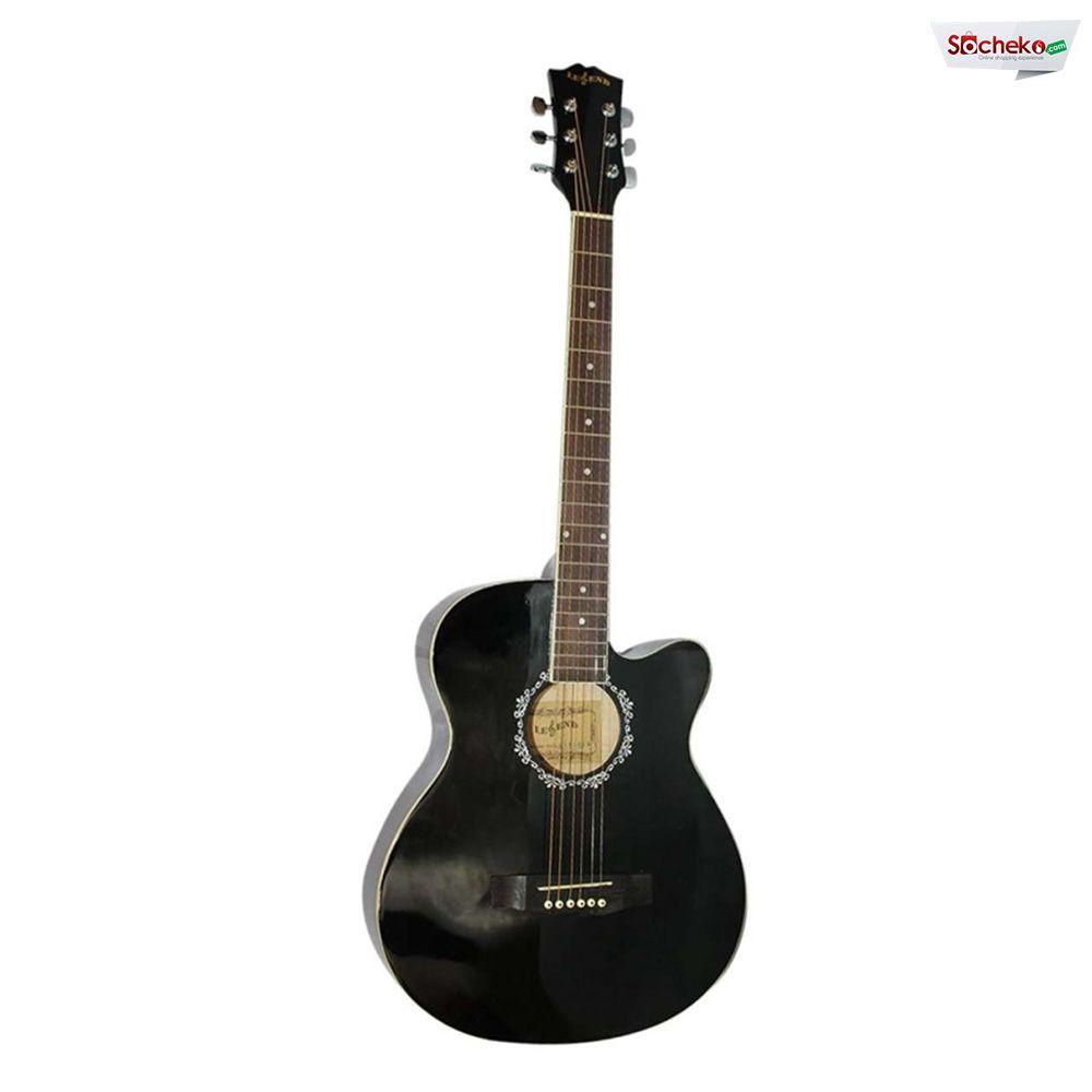 Black Acoustic Guitar For Beginner In 2020 Guitar For Beginners Guitar Acoustic Guitar