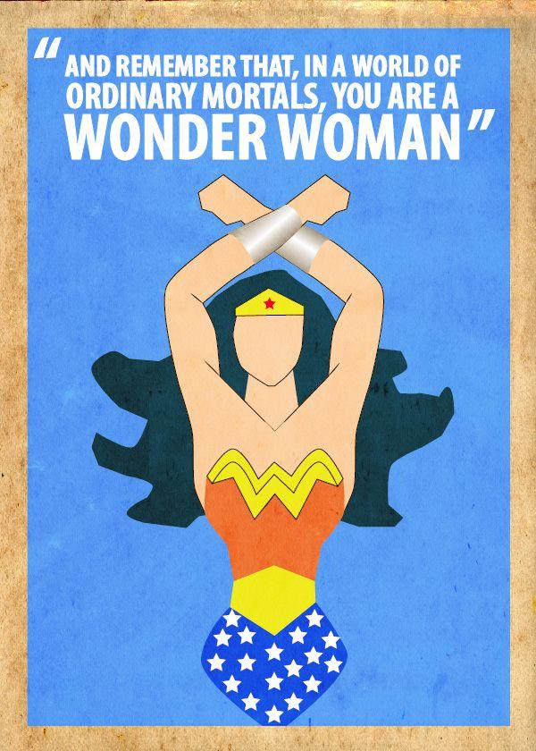 Wonderwoman Poster By Procastinating On Deviantart Wonder Woman Quotes Superhero Quotes Wonder Woman
