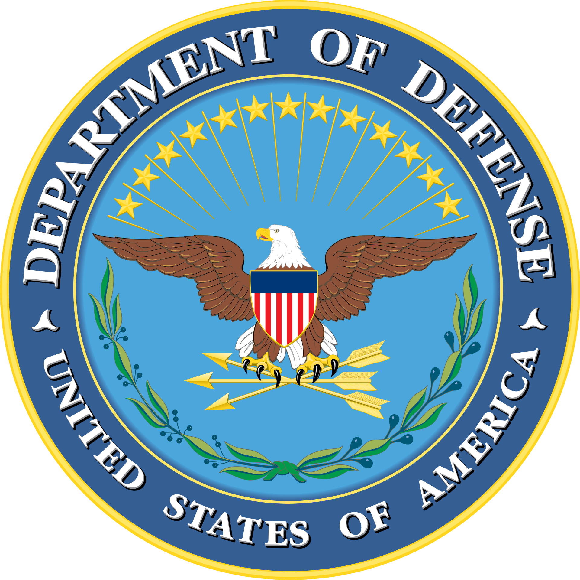 United States Department of Defense since 1947 (DoD