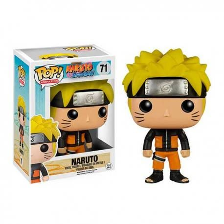 Figura Funko Pop Naruto Naruto Shippuden Regalos de