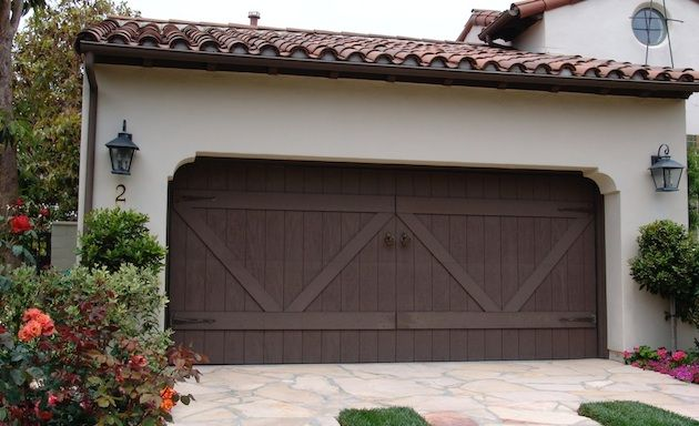 Wood Garage Doors Orange County   Wooden Garage Doors Los Angeles   Custom Garage  Doors Bay