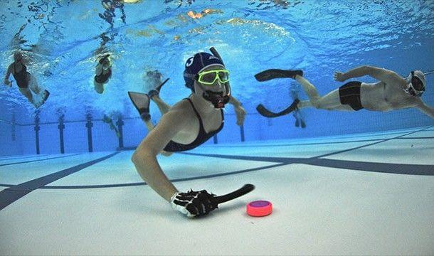 25 Bizarre Sports You Probably Never Heard Of Sports Adventure Center Underwater