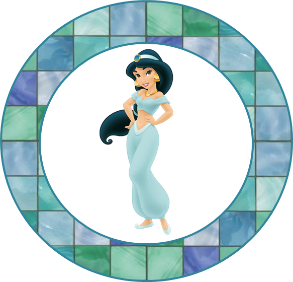 Disney Princess Jasmine Birthday card Jasmine InvitationJasmine – Princess Jasmine Birthday Card