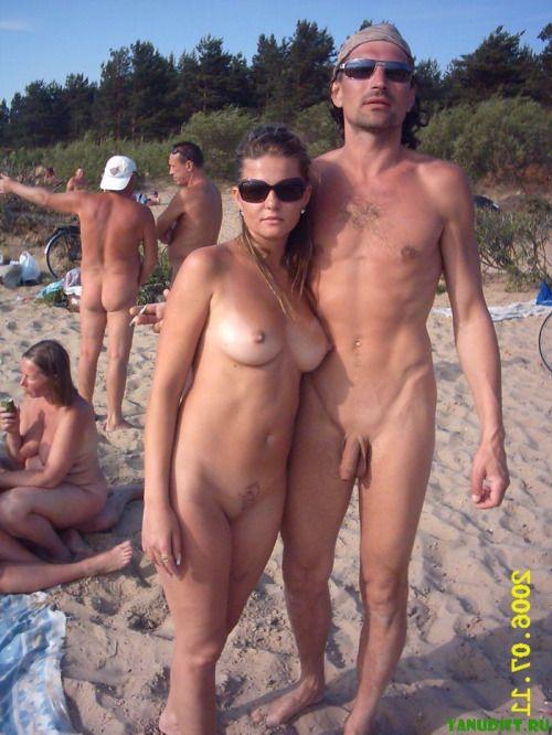Couple Posing Nude 41