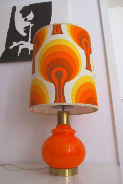 Putzler Designer Stehlampe Space Age 70er Jahre Von