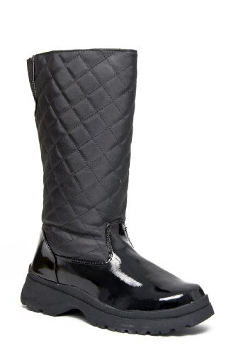 Soft Style Womens Polar Quilted Bootsblack75 M Read More Reviews Of The Product By Visiting The Link On The Image This Boots Snow Boots Women Quilted Boots