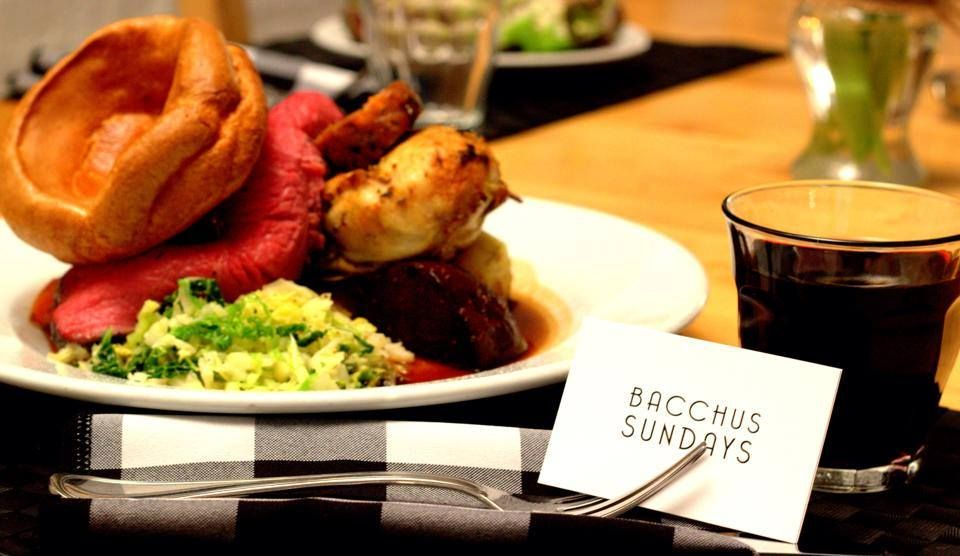 Bacchus Sundays Is An Exciting Pop Up From The Team At Pub Kitchen