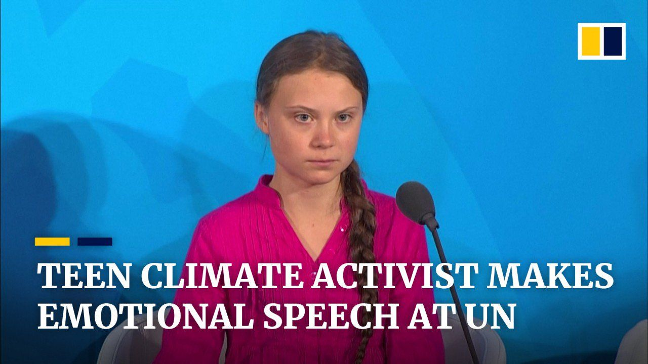 Swedish Climate Campaigner Greta Thunberg Has Responded With Wry Humour On Twitter To Patronising Comments Made About He Emotions Speech Environmental Activist