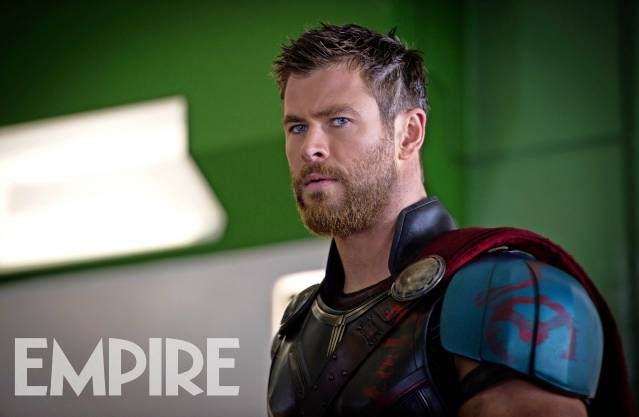 Exclusive New Look At Chris Hemsworth In Thor: Ragnarok