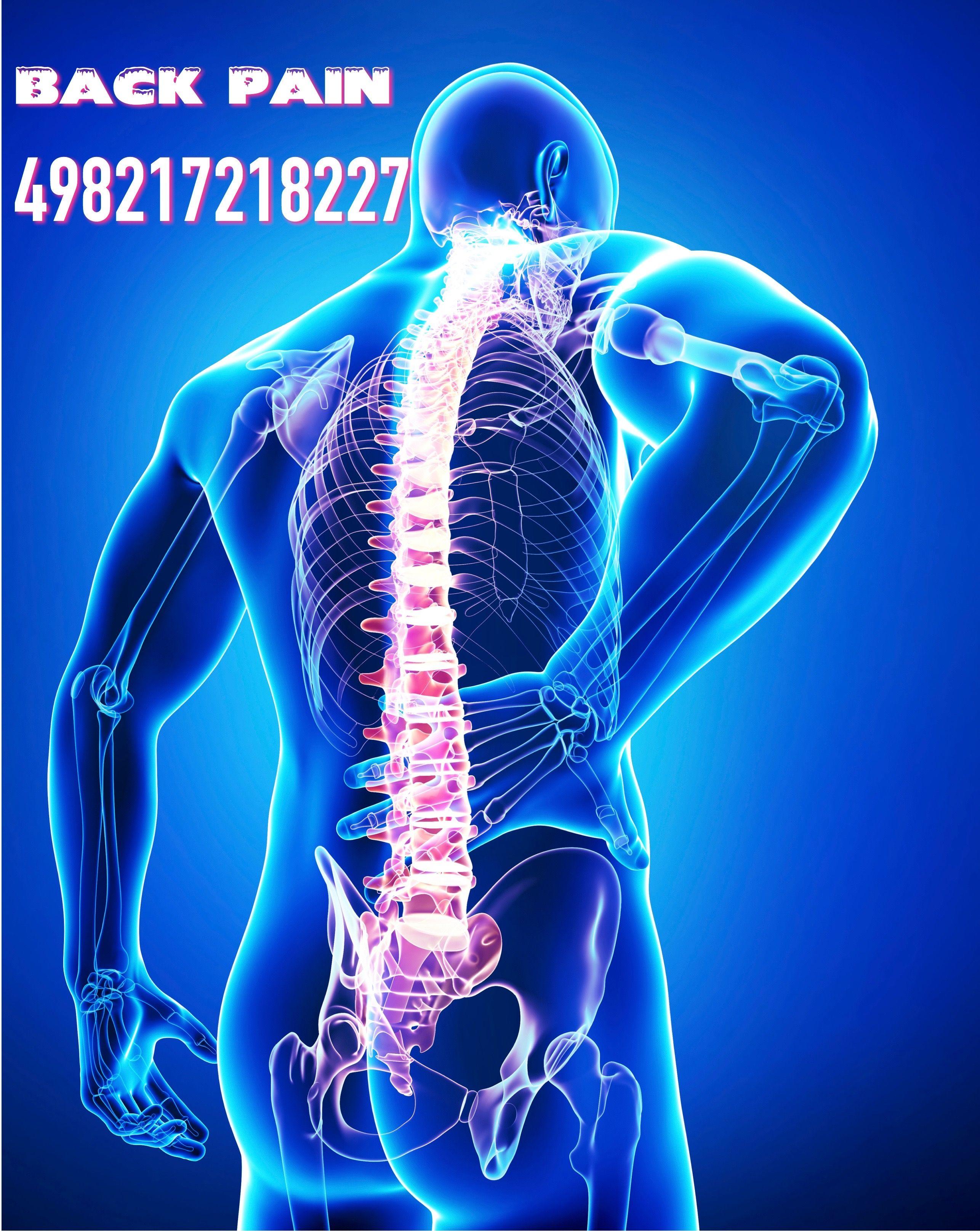 Grabovoi code for Back Pain
