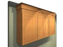 The Best Cabinet Site Shaker Style Kitchen Crown Moulding Square