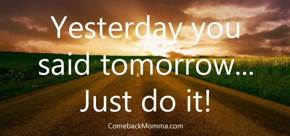 Photo of Motivation Montag: Finden Sie die Zeit, sich zu bewegen