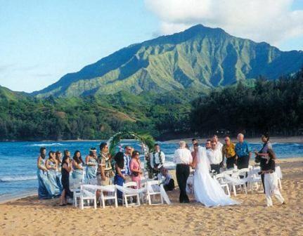 The Beach Mountains Perfect Wedding