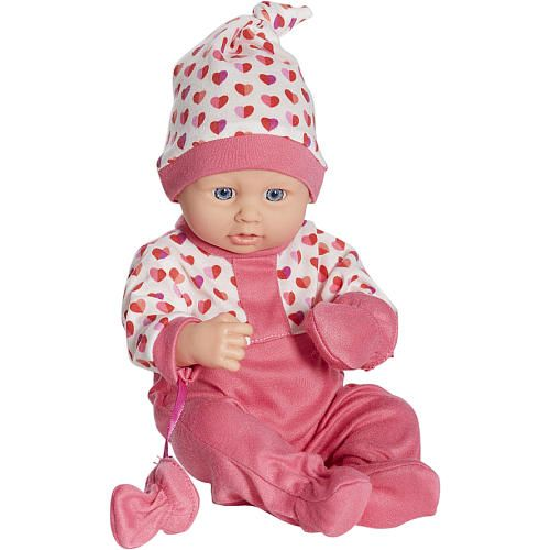 Toys R Us Baby Dolls : You me inch newborn baby doll in sleepwear girl