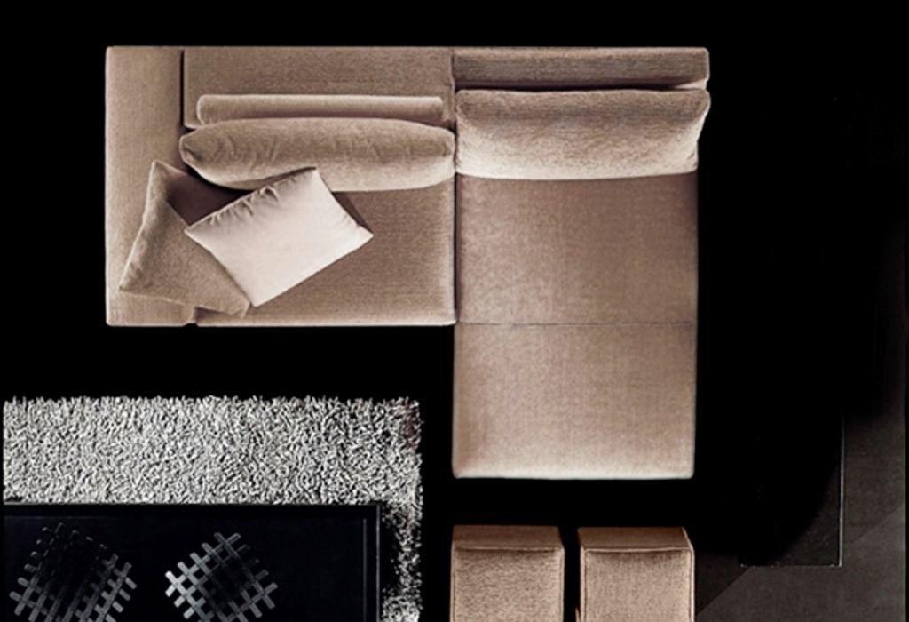 ПРЕСТИЖ - 3-местный диван-макси со специальным поворотным сиденьем (Seuta расслабить положение) - SOFA КЛУБ
