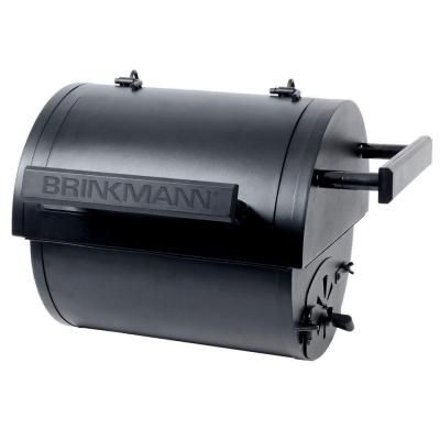 Brinkmann Off Set Firebox Smoker Accessory 810 3826 Sb The Home Depot Firebox The Home Depot Entertaining Guests