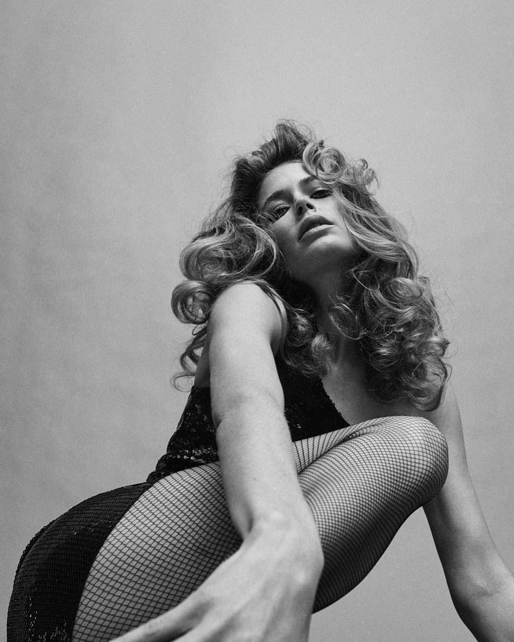 Doutzen Kroes for Vogue Poland June 2019 by Daniel Jackson  #modellingphotography