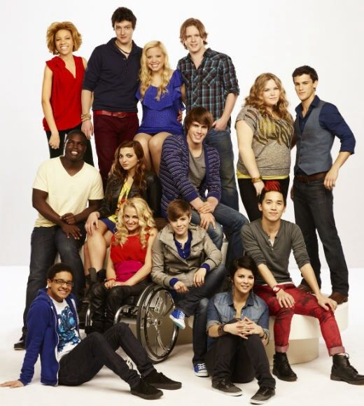 The Glee Project Season 2 Not Really Glee But Still Had Some People From Glee In It Glee Glee Season 1 Blake Jenner