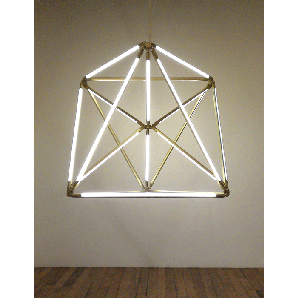 A highlight we won't want to miss at #adshow2012 SHY light by Bec Brittain #lighting