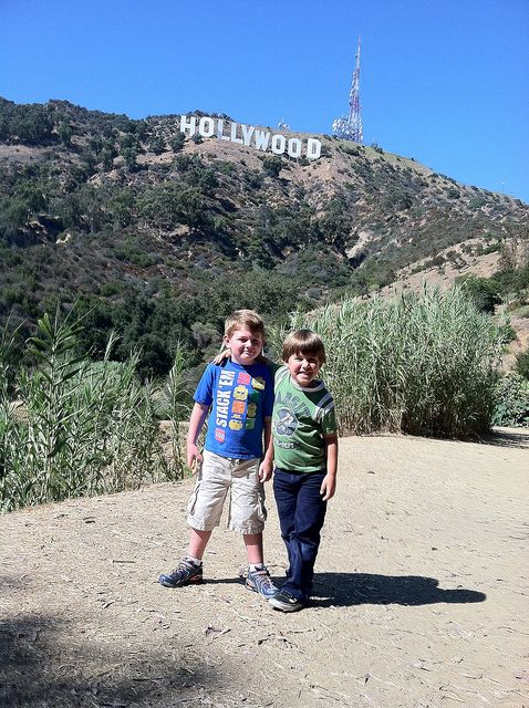Best Place To Photograph Hollywood Sign