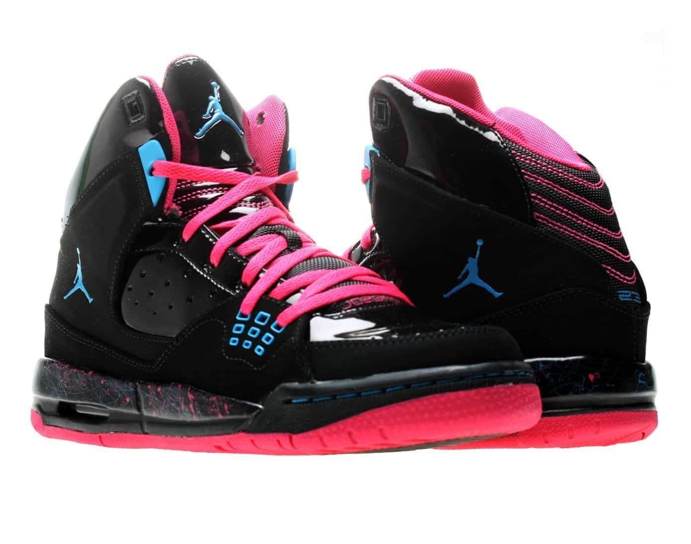 pink jordans shoes