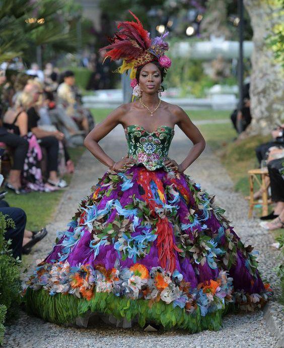 Haute Couture Fashion, Fashion, Fashion Show