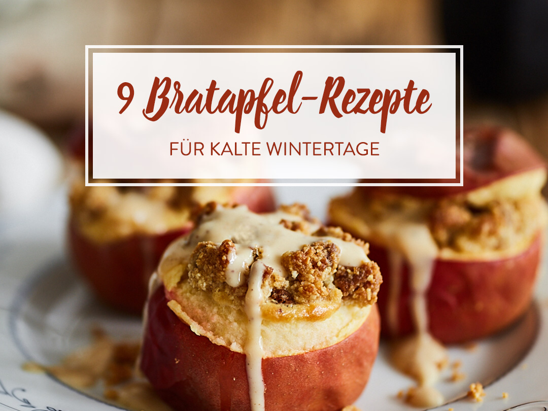 Photo of Baked apple recipes: 9 seductive inspirations for cold winter days