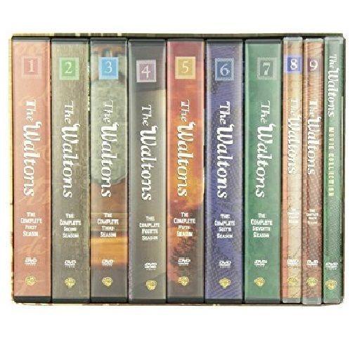 The Waltons Complete Series  Season 1-9 & Movie Collection  NEW DVD SETS https://t.co/RepzF4EGB3 https://t.co/NjXk10jvZN