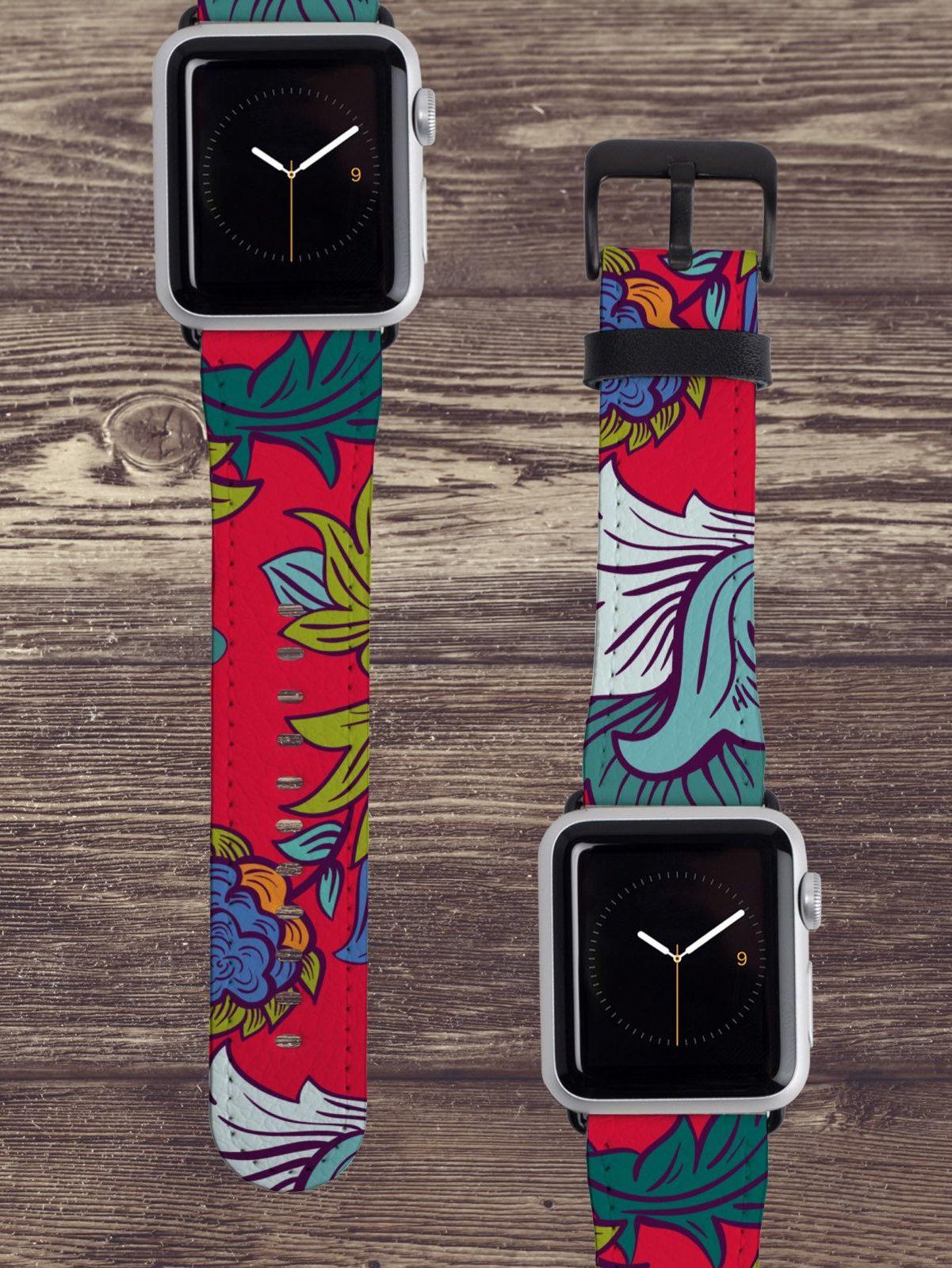 Pin On Vegan Leather Apple Watch Bands