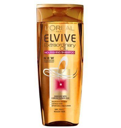 L Oréal Elvive Extraordinary Oil Nourishing Shampoo Very Dry Hair 400ml Dry Shampoo Hairstyles Dry Hair Nourishing Shampoo