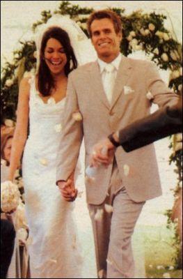 vanessa mathison. cameron mathison and vanessa arevalo 2002 wedding d