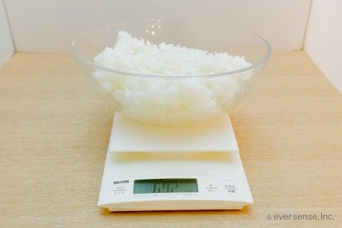 米2合って何グラム?ご飯を炊いたときの重さは?   ご飯, 米, お茶碗
