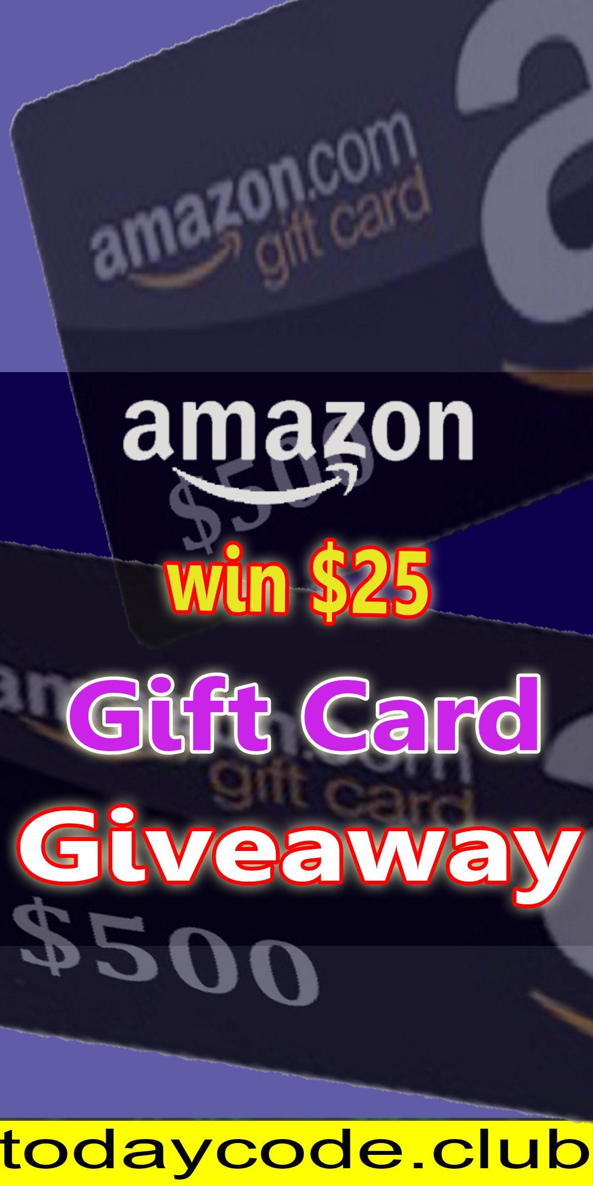 Photo of $25 FREE Amazon Gift Cards