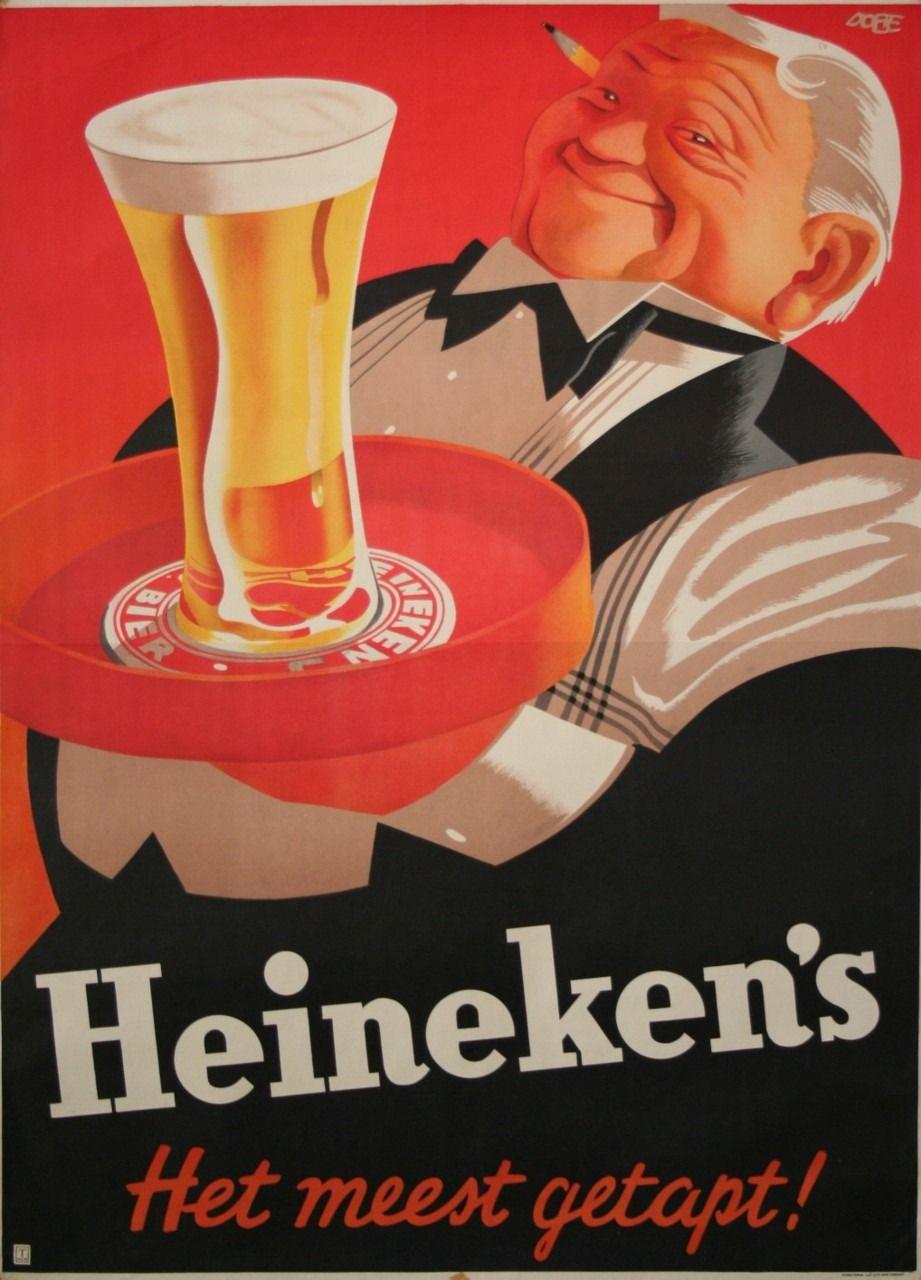 Heineken (1950) By Eppo Doeve (1907-1981)