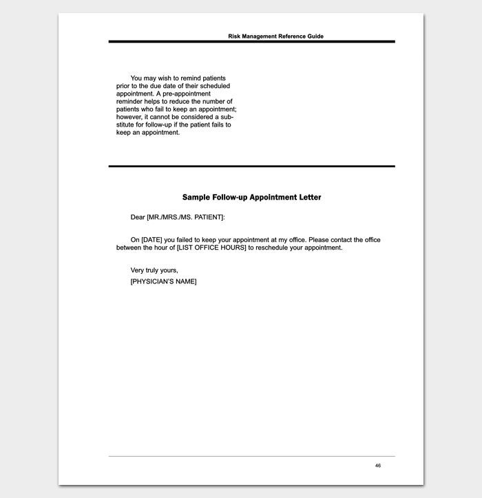 25 Dentist Appointment Letter Template Cover Letter Templates Letter Templates Lettering Cover Letter Template
