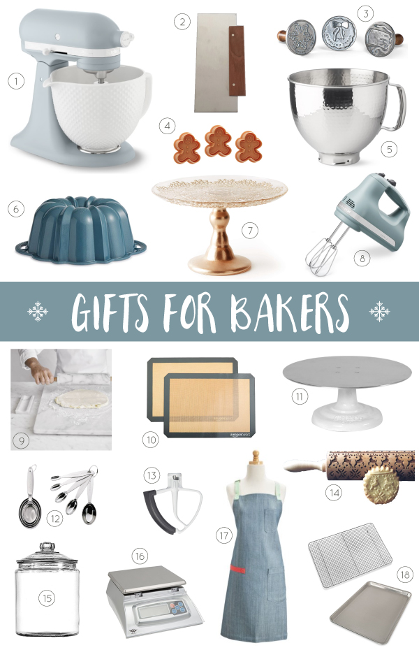 2018 Holiday Gift Guide for Bakers | The Cake Blog