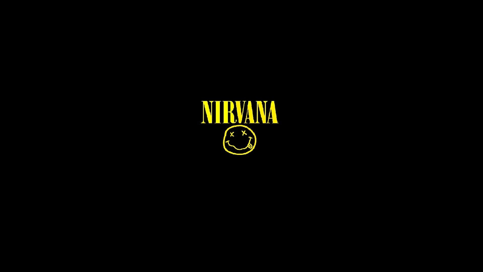 Nirvana Smiley Face Album Cover Background 1 HD Wallpapers