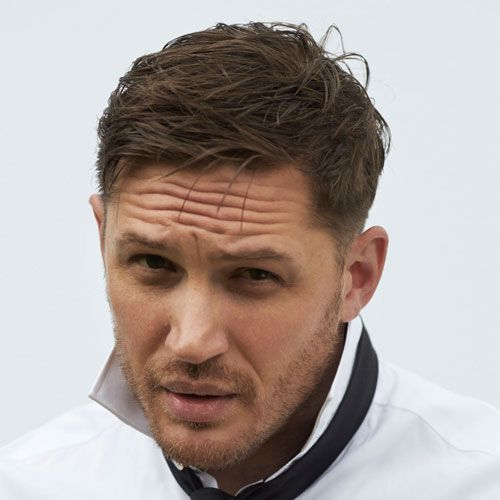 46++ Tom hardy haircut style information