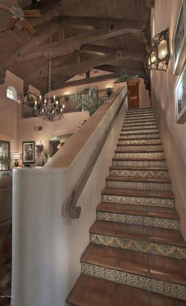 EXQUISITE ONEOFAKIND HACIENDA IN TUCSON Arizona Luxury Homes - Luxury homes in tucson az