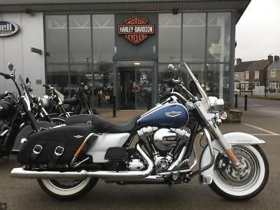 eBay: HARLEY-DAVIDSON FLHRC TWO TONE ROAD KING CLIC ...
