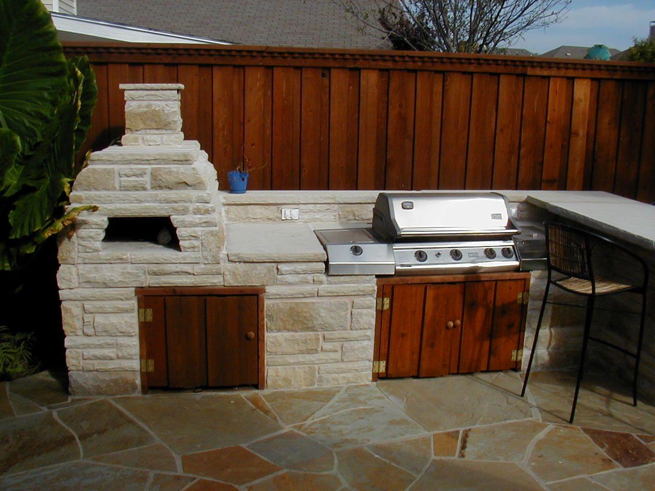 bbq pizza oven - Google Search | Backyard pizza oven ...