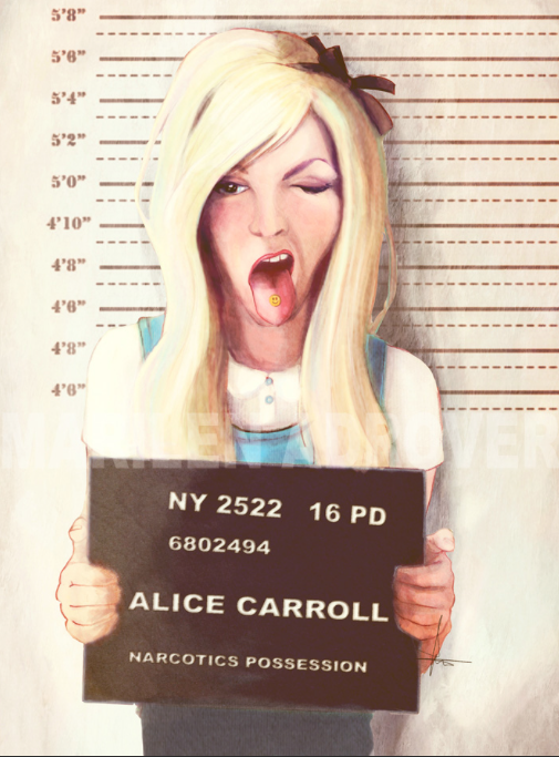Mugshot of Alice