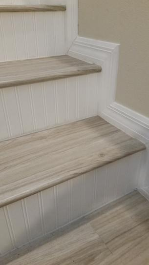 Basementstairs In 2020 Stair Renovation Flooring For Stairs Stair Decor
