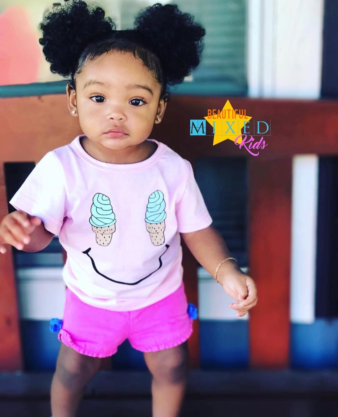 Beautiful Mixed Kids On Instagram Camilla Marie 1 Year