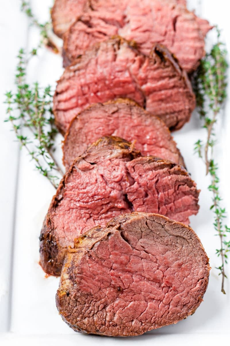 Roast Beef Tenderloin With Red Wine Sauce Recipe In 2020 Beef Tenderloin Red Wine Sauce Wine Sauce