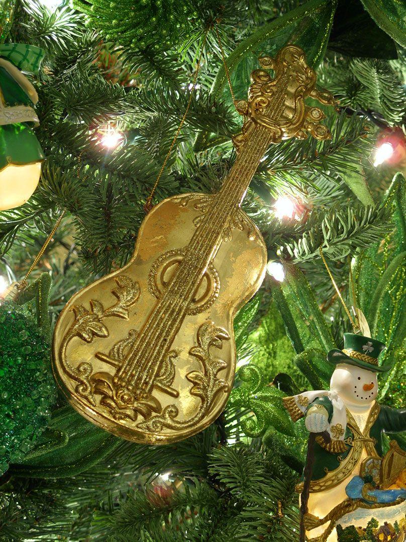 Decorating An Irish Themed Christmas Tree Irish Christmas Traditions Celtic Christmas Irish Christmas