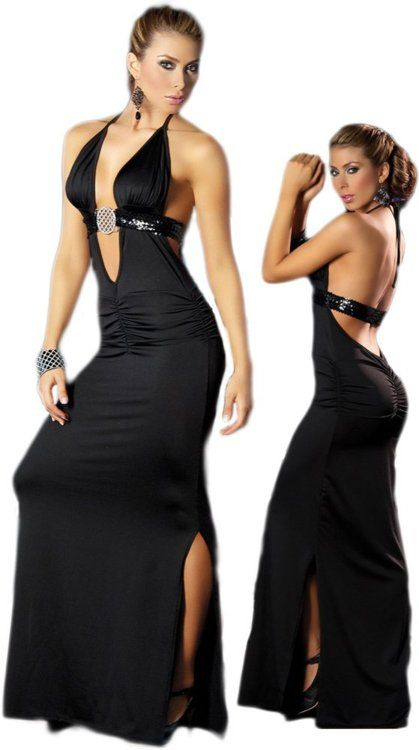 Every women needs to have elegant sexy black dress! For a on call ...